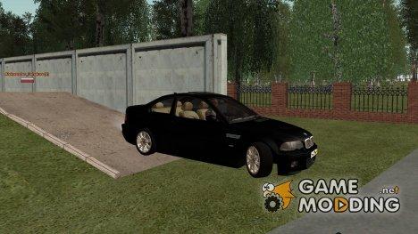 BMW M3 E46 2006 для GTA San Andreas