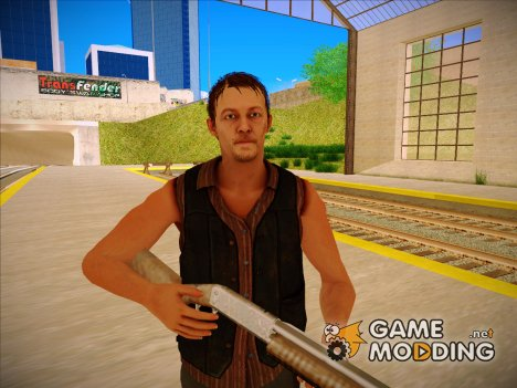 Daryl Dixon (The Walking Dead) for GTA San Andreas