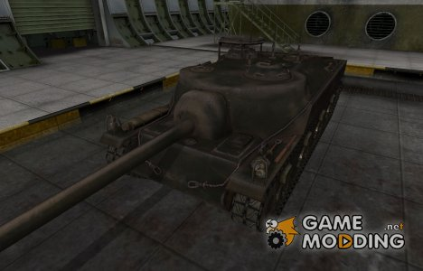 Шкурка для американского танка T28 for World of Tanks