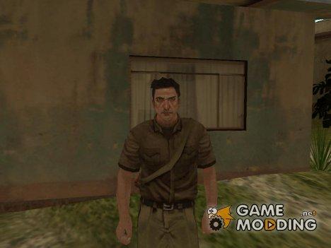 Лео из MH 2 для GTA San Andreas