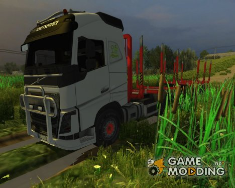 Volvo FH 16 for Farming Simulator 2013