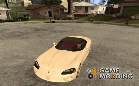Viper SRT10 Impostor Tuning for GTA San Andreas