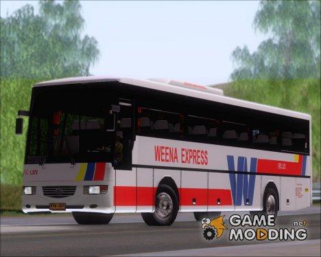 Nissan Diesel UD Santarosa WEENA EXPRESS ERIC LXV для GTA San Andreas