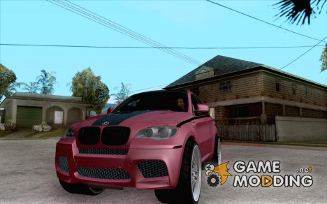 BMW X6 Lumma for GTA San Andreas