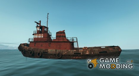 GTA IV Tug 1.0 for GTA 5
