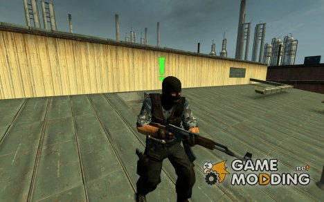 Winter Pheonix для Counter-Strike Source
