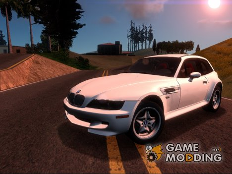 2002 BMW Z3 M Coupe for GTA San Andreas