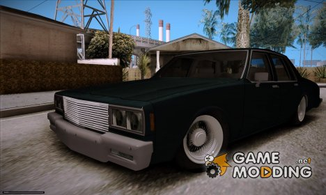 Chevrolet Impala '86 Lowrider для GTA San Andreas