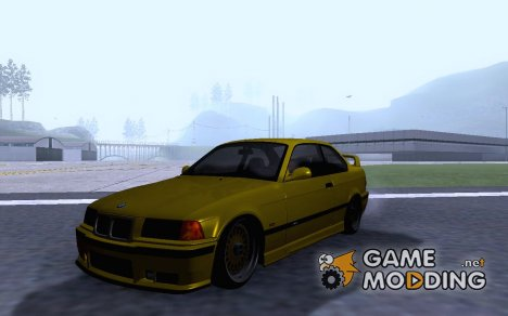 BMW M3 E36 fatlace для GTA San Andreas