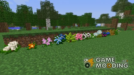 Weee! Flowers! for Minecraft