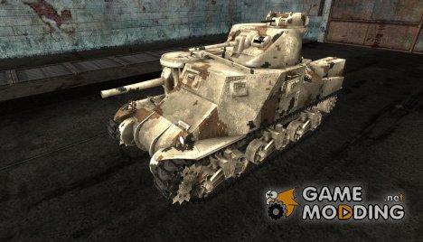 Шкурка для M3 Lee для World of Tanks