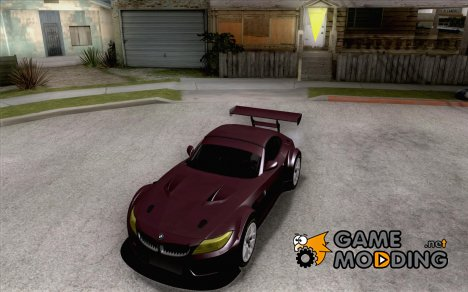 BMW Z4 E89 GT3 2010 Final for GTA San Andreas