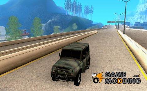 УАЗ-3153 для GTA San Andreas