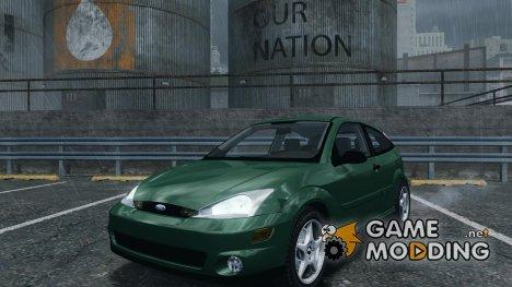 Ford Focus SVT for GTA 4