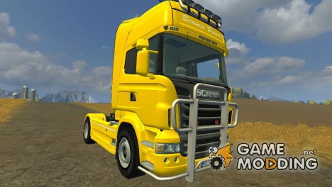 Scania R560 for Farming Simulator 2013