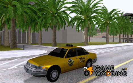 1997 Ford Crown Victoria Taxi for GTA San Andreas