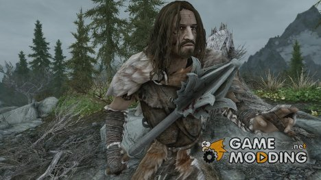 Armoury of Vernon Roche - Witcher 2 Weapons для TES V Skyrim