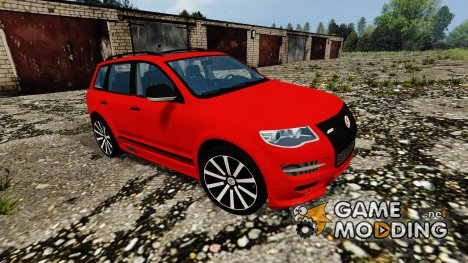 Volkswagen Touareg R50 for Farming Simulator 2015