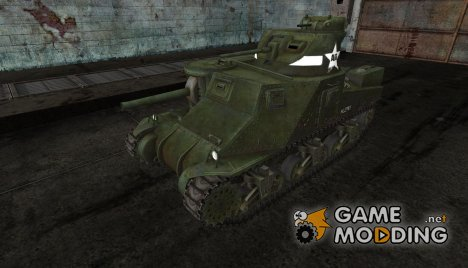 M3 Lee 1 for World of Tanks