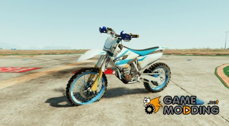 Husqvarna SM-MX 450 for GTA 5