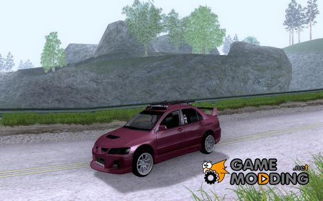 "Mitsubishi EVO 8/9 ""Stance"" for GTA San Andreas"