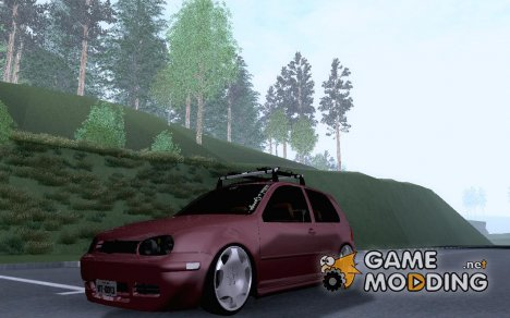 Volkswagen Golf for GTA San Andreas