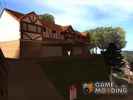 Новый домик CJ`я for GTA San Andreas