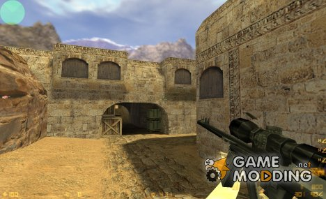 AUG With Magnum Part for Counter-Strike 1.6