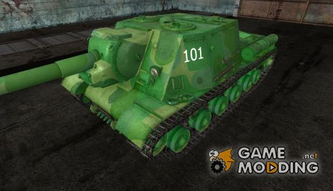 ИСУ-152 Topolev for World of Tanks