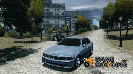 BMW M5 E39 Stock 2003 v3.0 для GTA 4