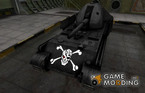 Темная шкурка GW Panther for World of Tanks