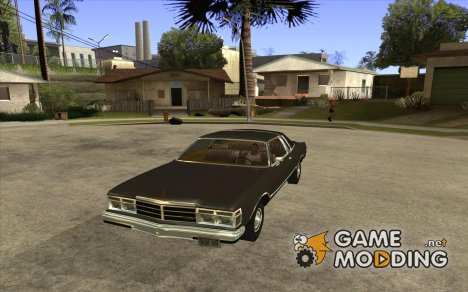 Chrysler Le Baron 1978 for GTA San Andreas
