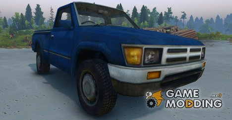 Toyota Hilux for Spintires 2014