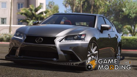 Lexus GS 350 for GTA 5