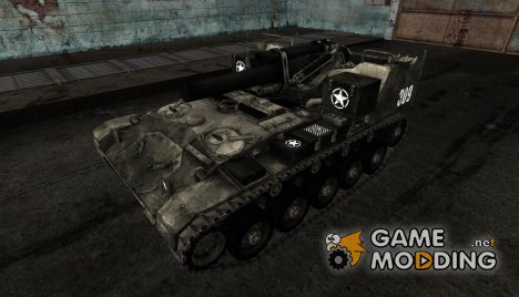 Шкрука для M41 для World of Tanks