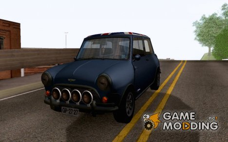 Mini Cooper 1965 for GTA San Andreas