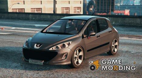 Peugeot 308 Hdi for GTA 5