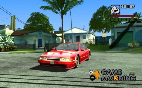 Сесть и выйти из любой машины for GTA San Andreas
