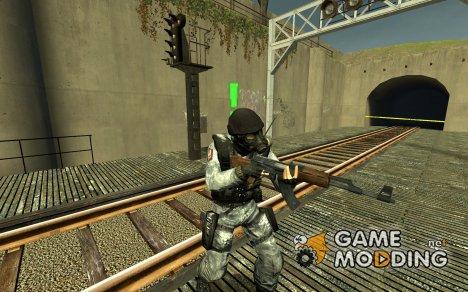 ACU'ish SAS для Counter-Strike Source