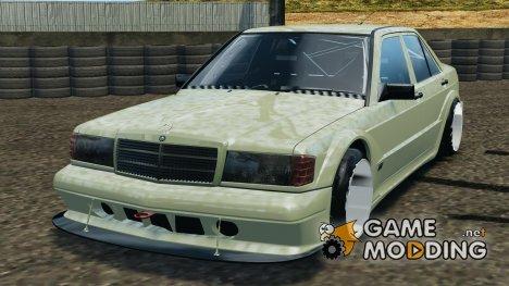 Mercedes-Benz 190Е 2.3-16 sport для GTA 4