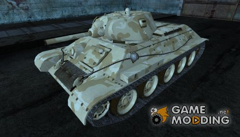 T-34 15 for World of Tanks