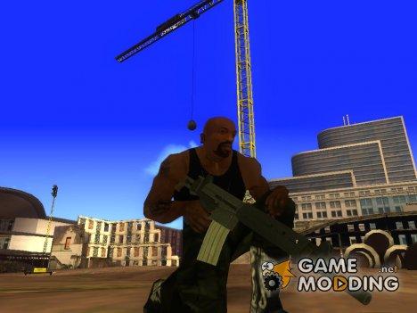 MD-79 LC (Max Payne 3) for GTA San Andreas