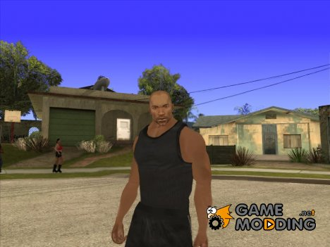CJ Parkour Style for GTA San Andreas