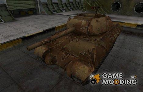 Американский танк M10 Wolverine for World of Tanks