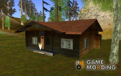 Дом охотника v1.0 for GTA San Andreas