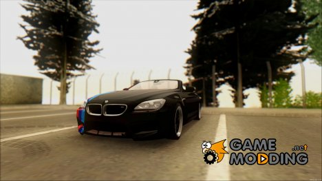 BMW M6 Cabrio for GTA San Andreas