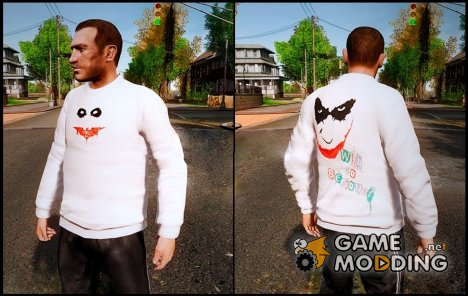 The Joker Jumper for GTA 4