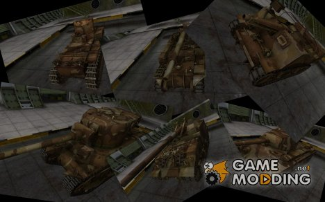 American Pack for World of Tanks