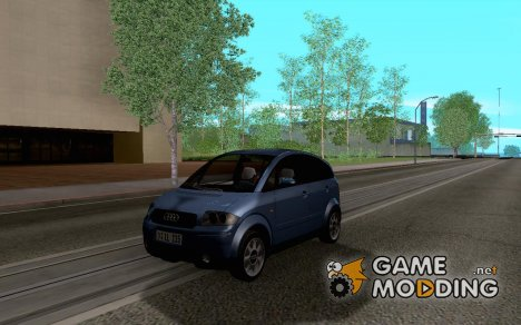 Audi A2 for GTA San Andreas