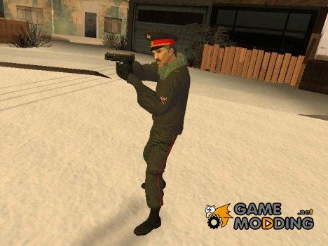 Полиция России 1 для GTA San Andreas